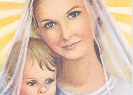 """""""Un mese a Maria"""" – 2° giorno – puri di cuore"""