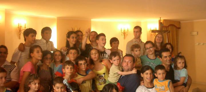 Campo per famiglie 28-31 Luglio 2011