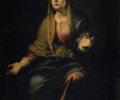 """""""Un mese a Maria"""" –  6° giorno – Umiltà di Maria"""