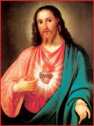 Sacro Cuore di Gesù, confido in Te!